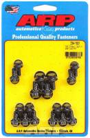 Engine Bolts & Fasteners - Oil Pan Bolts & Studs - ARP - ARP Oil Pan Bolt Kit - SB Chevy - 12 Pt. Heads