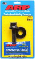 "Engine Hardware and Fasteners - Harmonic Balancer Bolts - ARP - ARP 3/4-16"" Thread Harmonic Balancer Bolt 2.200"" Long 1-1/16"" 12 Point Head Chromoly - Black Oxide"