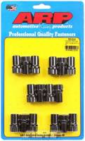 "Valve Train Components - Rocker Arm Adjuster Nuts & Polylocks - ARP - ARP Perma-Loc Rocker Arm Adjuster - For Aluminum Rocker Arms - 3/8""-24 Thread"