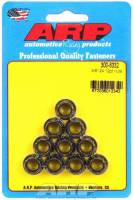 "Engine Bolts & Fasteners - Replacement Nuts - ARP - ARP Replacement Nuts - 3/8""- 24 Thread, 7/16"" 12 Pt. Socket Size - (10 Pack)"