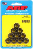 "Engine Bolts & Fasteners - Replacement Nuts - ARP - ARP Replacement Nuts - 7/16""-20 Thread, 1/2"" 12 Pt. Socket Size - (10 Pack)"