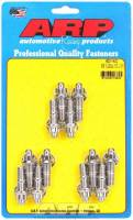 Hardware & Fasteners - Header Studs - ARP - ARP Stainless Steel Header Stud Kit - External 12-Point - SB Chevy - Set of 12