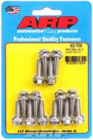 "Engine Bolts & Fasteners - Valve Cover Bolts - ARP - ARP Stainless Steel Valve Cover Bolt Kit - For Cast Aluminum Covers - 1/4""-20 - .812"" Under Head Length - Hex (14 Pieces)"