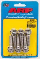 Bellhousing Parts & Accessories - Bellhousing Bolt Kits - ARP - ARP Stainless Steel Bellhousing Bolt Kit - 12 Point GM V6/V8