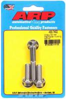 Engine Hardware and Fasteners - Thermostat Housing Bolts - ARP - ARP Chevy Stainless Steel Thermostat Housing Bolt Kit - Hex - Chevy LS1 & LS2