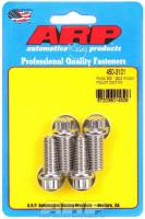 Mounts and Bushings - Motor Mount Bolts - ARP - ARP 12 Point Head Motor Mount Bolt Kit Stainless Natural Small Block Ford - Kit