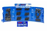 Engine Bolts & Fasteners - Engine Fastener Kits - ARP - ARP Black Oxide Complete Engine Fastener Kit - SB Chevy - 12 Pt.