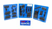 ARP Hex Head Engine and Accessory Fastener Kit Chromoly Black Oxide Ford Cleveland/Modified - Kit