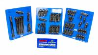 Engine Bolts & Fasteners - Engine Fastener Kits - ARP - ARP BB Ford Complete Engine Fastener Kit - 12 Point