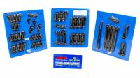 Engine Bolts & Fasteners - Engine Fastener Kits - ARP - ARP BB Ford Complete Engine Fastener Kit - 6 Point