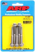 "Stainless Steel Bolts - 1/4""-20 Stainless Steel Bolts - ARP - ARP Stainless Steel Bolt Kit - 12 Point (5) 1/4-20 x 2.000"