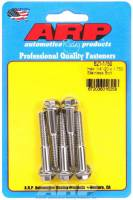 """Bulk Fasteners - NEW - Bolts - NEW - ARP - ARP 1/4-20"""" Thread Bolt 1.750"""" Long 5/16"""" Hex Head Stainless - Polished"""