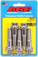 "Stainless Steel Bolts - 1/2""-13 Stainless Steel Bolts - ARP - ARP Stainless Steel Bolt Kit - 12 Point (5) 1/2-13 x 2.000"