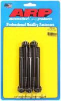 Bulk Fasteners - NEW - Bolts - NEW - ARP - ARP 10 mm x 1.50 Thread Bolt 100 mm Long 12 mm 12 Point Head Chromoly - Black Oxide