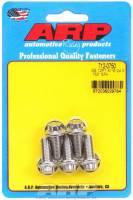"Stainless Steel Bolts - 5/16""-24 Stainless Steel Bolts - ARP - ARP Stainless Steel Bolt Kit - 12 Point (5) 5/16-24 x .750"