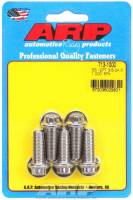 "Stainless Steel Bolts - 3/8""-24 Stainless Steel Bolts - ARP - ARP Stainless Steel Bolt Kit - 12 Point (5) 3/8-24 x 1.000"