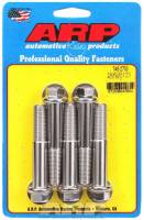 "Stainless Steel Bolts - 1/2""-20 Stainless Steel Bolts - ARP - ARP Stainless Steel Bolt Kit - 6 Point (5) 1/2-20 x 2.750"