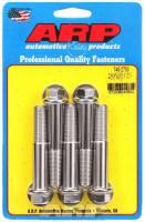 "Stainless Steel Bolts - 1/2""-20 Stainless Steel Bolts - ARP - ARP Stainless Steel Bolt Kit - 6 Point (5) 1/2-20 x 2.750"