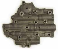c6 transmission manual valve body