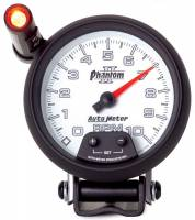 Tachometers - Shift Light Tachometers - Auto Meter - Auto Meter Phantom II Tachometer - 3 3/4 in.