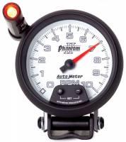 Tachometers - Shift Light Tachometers - Auto Meter - Auto Meter Phantom II Tachometer - 3 3/4 in.