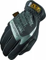 Mechanix Wear Gloves - Mechanix Wear Fast Fit Gloves - Mechanix Wear - Mechanix Wear Fast Fit Gloves - Black - Large