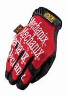 Mechanix Wear Gloves - Mechanix Wear Original Gloves - Mechanix Wear - Mechanix Wear Original Gloves - Red - Medium