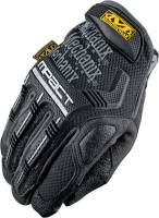 Mechanix Wear Gloves - Mechanix Wear M-Pact Impact-Resistant Gloves - Mechanix Wear - Mechanix Wear M-Pact® Gloves - Black - Small