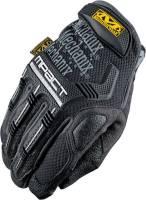 Mechanix Wear Gloves - Mechanix Wear M-Pact Gloves - Mechanix Wear - Mechanix Wear M-Pact® Gloves - Black - Large