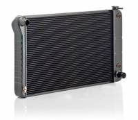 Chevrolet Chevelle Heating and Cooling - Chevrolet Chevelle Radiators - Be Cool - Be Cool Direct-Fit OE Radiator - 1968-72 GM A-Body w/ Automatic Transmission