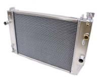 Radiators - Be Cool Custom-Fit Aluminum Radiators - Be Cool - Be Cool Direct-Fit Crossflow Radiator w/Standard Transmission Camaro/Firebird