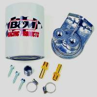 Transmission Service Parts - Automatic Transmission Filters - B&M - B&M Remote Transmission Filter Kit