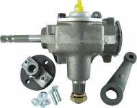 Steering Components - Steering Box Conversion Kits - Borgeson - Borgeson Power To Manual Steering Box Conversion Kit