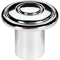 Interior Accessories - Street & Truck - Knobs & Handles - Billet Specialties - Billet Specialties Classic Dash Knob - Polished