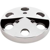 Cooling & Heating - Billet Specialties - Billet Specialties Air Conditioner Clutch Cover - Fits Sanden 508-Style Compressors