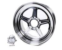 Billet Specialties Wheels - Billet Specialties Street Lite Wheels - Billet Specialties - Billet Specialties Street Lite Wheel - 15 in. x 6 in. - 5 in. x 4.75 in. - 3.5 in. Back Spacing