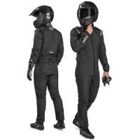 Sparco Prime SP-16 Suit - Black 001132NR
