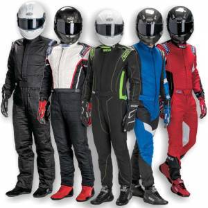 Racing Suits - Sparco Racing Suits - Sparco Closeout Suits