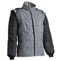 Racing Suits - Drag Racing Suits - Sparco - Sparco Sport Light Pro Jacket - Black/Grey (Only)
