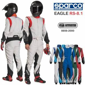 Racing Suits - Shop FIA Approved Suits - Sparco Eagle RS-8.1 - FIA - $1649.99