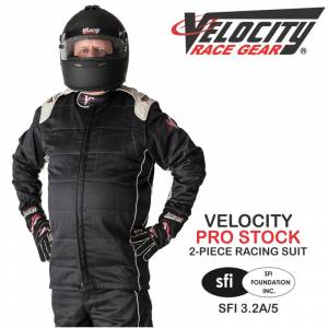 Racing Suits - Velocity Race Gear Race Suits - Velocity Pro Stock 2-Piece Race Suit - CLEARANCE $329.98