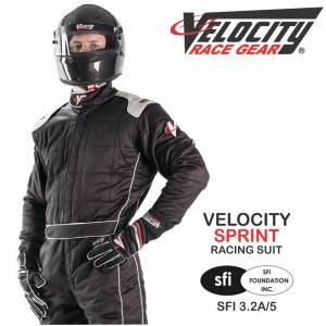 Racing Suits - Velocity Race Gear Race Suits - Velocity Sprint Race Suit - CLEARANCE $329.88