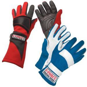 Safety Equipment - Racing Gloves - G-Force Gloves