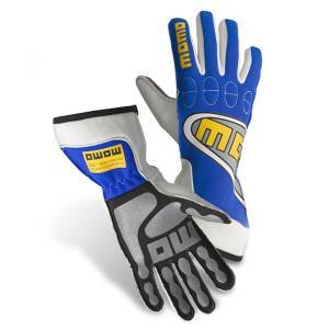 Safety Equipment - Racing Gloves - Momo Racing Gloves