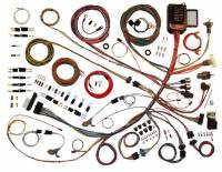Ignition & Electrical System - American Autowire - American Autowire 61-66 Ford Pickup Wiring Harness