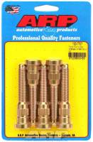 "Brake System - ARP - ARP 1/2""-20 Wheel Stud Kit - 3.050"", .618"" Knurl (5 Pieces) - Early Ford Front Disc"
