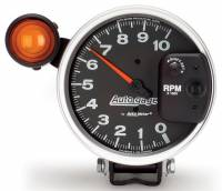 Analog Gauges - Tachometers - Auto Meter - Auto Gage Monster Shift-Lite Tachometer - 5 in.