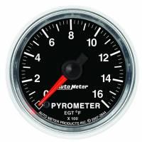 Gauges - Exhaust Gas Temp Gauges - Auto Meter - Auto Meter GS Electric Pyrometer Gauge - 2-1/16 in.