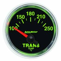Transmission Temp Gauges - Electric Transmission Temp Gauges - Auto Meter - Auto Meter GS Electric Transmission Temperature Gauge - 2-1/16""
