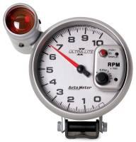 Tachometers - Shift Light Tachometers - Auto Meter - Auto Meter Ultra-Lite II Shift-Lite Tachometer - 5 in.